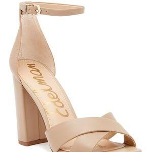 Sam Edelman Yancy Crisscross Ankle Strap Sandal